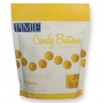 Chocolate Candy PME Amarillo