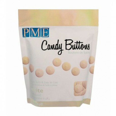 Chocolate Candy PME Blanco