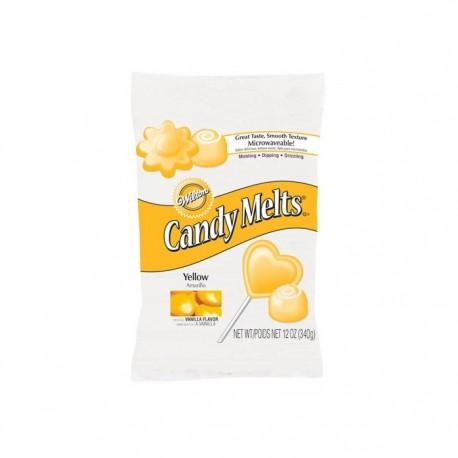Candy Melts Amarillo WIlton