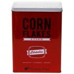 Lata Corn Flakes Roja