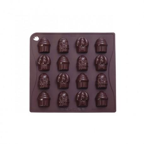 Molde Bombones Cupcakes