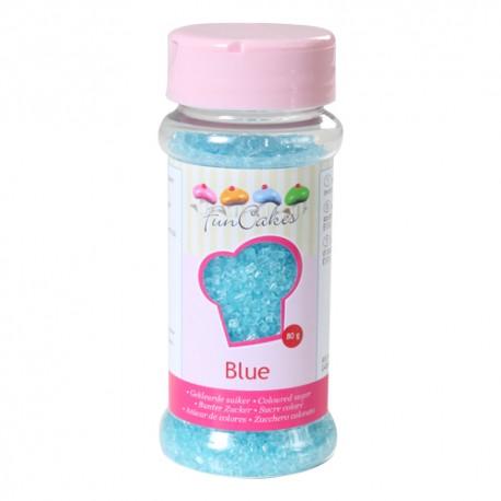 Azúcar Azul 80gr Funcakes