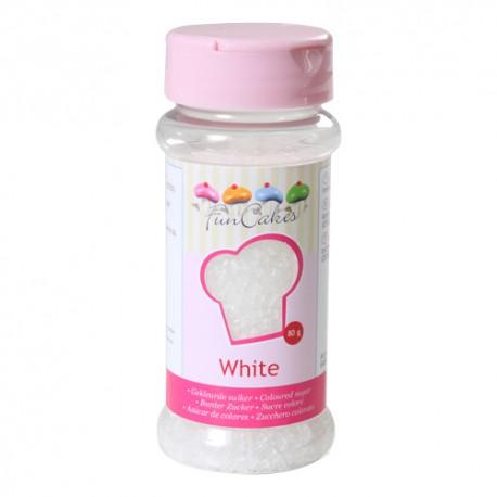 Azúcar Blanca 80gr Funcakes