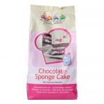 Preparado Bizcocho Chocolate 1Kg Funcakes