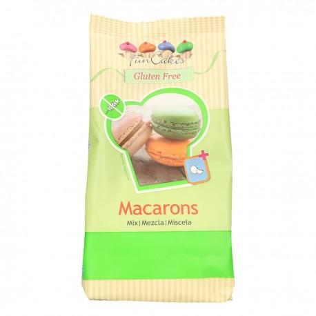 Preparado Macarons 400gr Funcakes