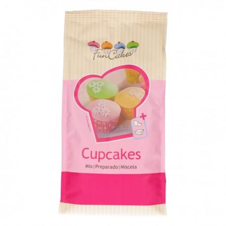 Preparado Cupcakes 1Kg Funcakes