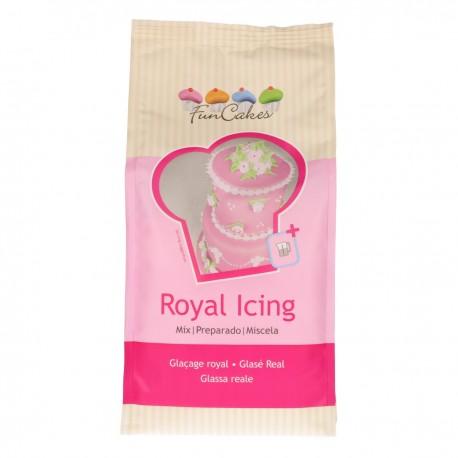 Preparado Royal Icing 1Kg Funcakes
