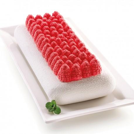 Molde de silicona Frutti Rossi Silikomart