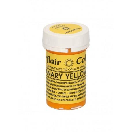 Colorante Amarillo Canario Sugarflair