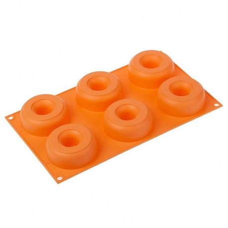 Molde Donuts Silicona