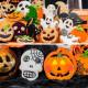 Cortadores Calabaza y Calavera Halloween
