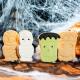 Cortadores Momia y Frankestein Halloween