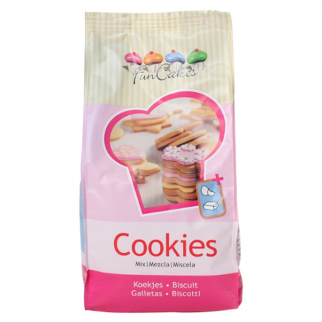 Preparado para Galletas Funcakes 1Kg