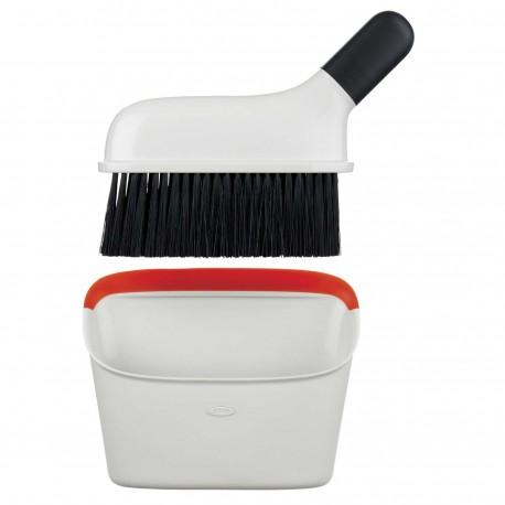 Mini Cepillo con Recogedor Oxo